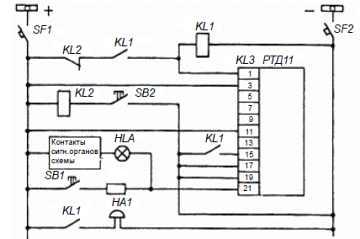 Реле тока двустабильные РТД-11, РТД-12.